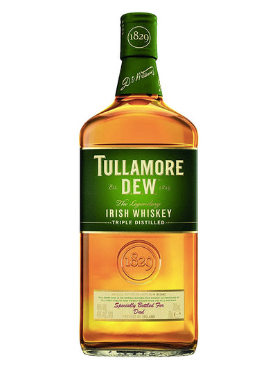Tullamore DEW Irish Blended Whiskey 700mL