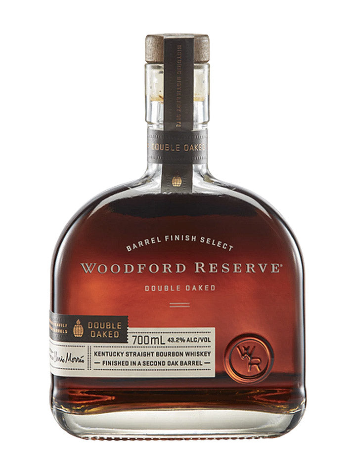 Woodford Reserve Double Oaked Bourbon Whiskey 700mL