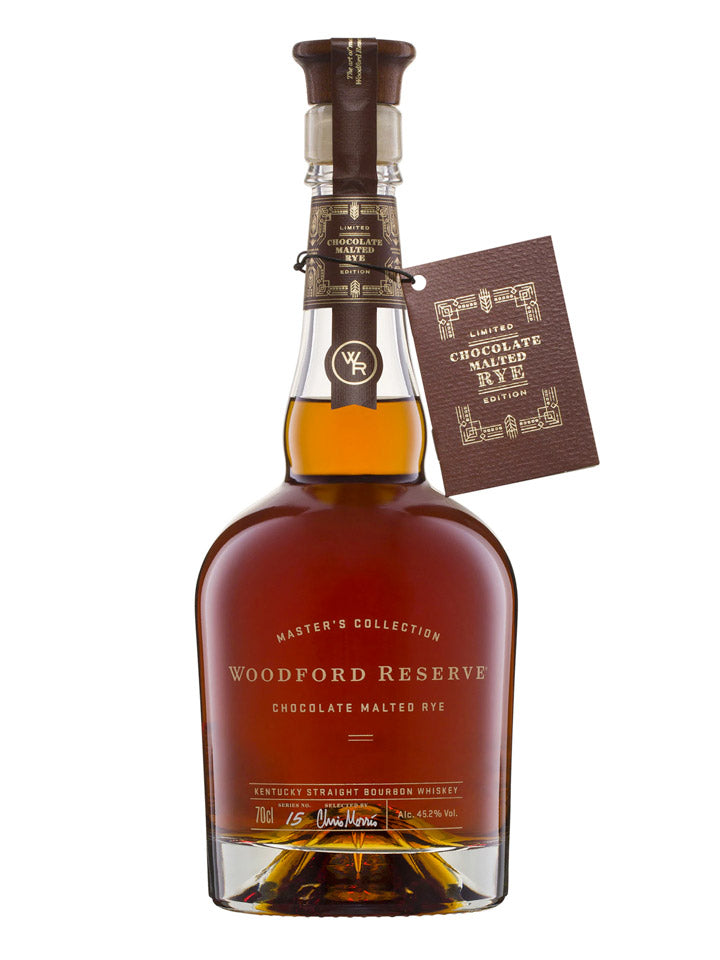 Woodford Reserve Masters Collection Chocolate Malted Rye Bourbon 750mL