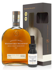 Woodford Reserve Old Fashioned Gift Set Kentucky Straight Bourbon Whiskey 700mL