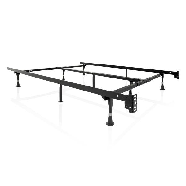 Structures Universal Bed frame with Glides