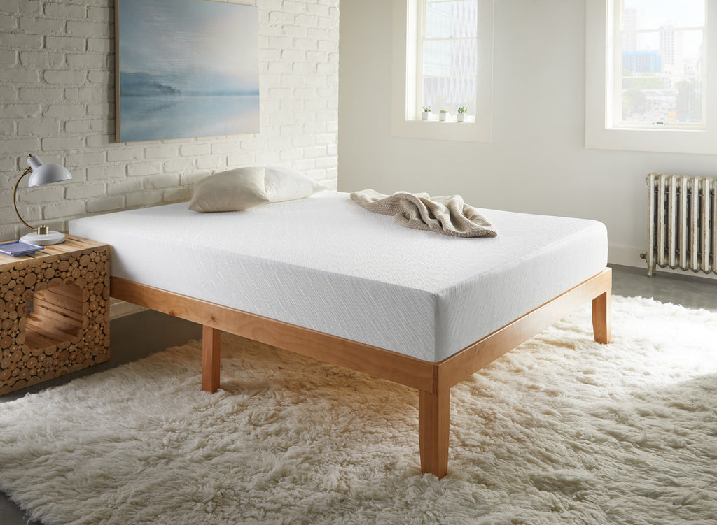 "8"" Memory Foam Sleep Inc"