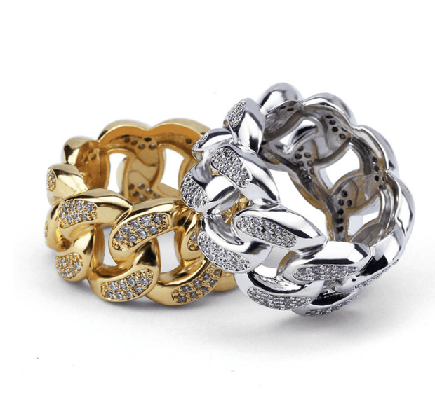 Rock Ring - ICEY Jewelry - Iced Out High Quality Afforable Jewelry