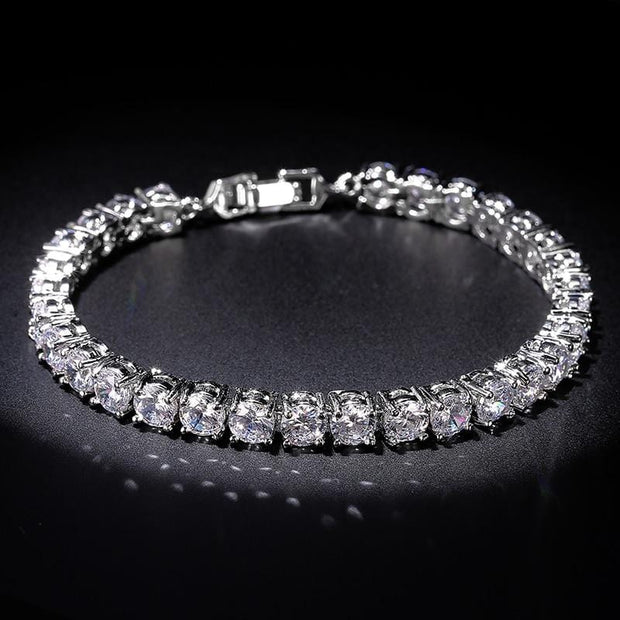 Iced Out Tennis Bracelet Mens/Women - ICEY Jewelry - Iced Out High Quality Afforable Jewelry
