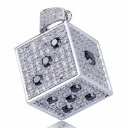 Lucky Dice Pendant - ICEY Jewelry - Iced Out High Quality Afforable Jewelry