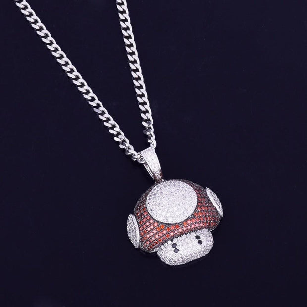 Mario Pendant - ICEY Jewelry - Iced Out High Quality Afforable Jewelry