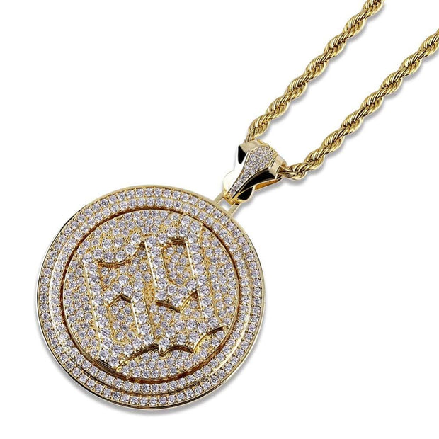 6ix9ine Spinning 69 Pendant - ICEY Jewelry - Iced Out High Quality Afforable Jewelry