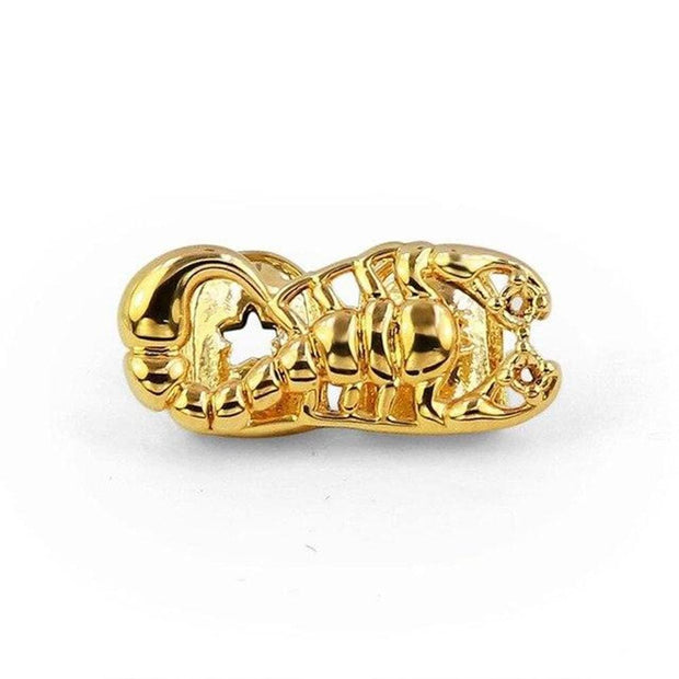 Scorpion Grillz Single Cap - ICEY Jewelry - Iced Out High Quality Afforable Jewelry