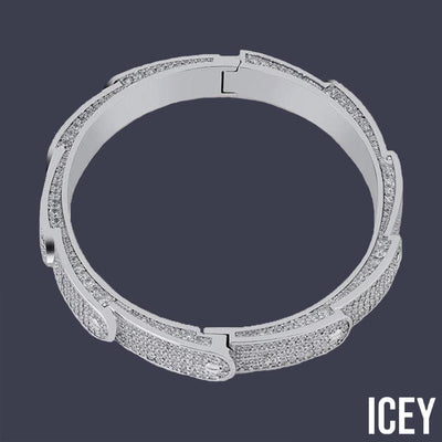 Charm Bangle - ICEY Jewelry - Iced Out High Quality Afforable Jewelry