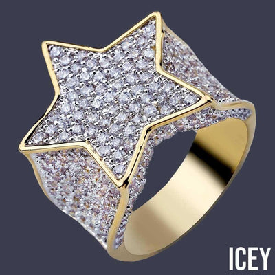 Charm Ring - ICEY Jewelry - Iced Out High Quality Afforable Jewelry
