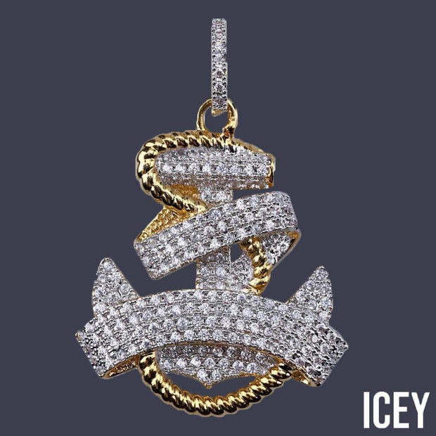 Ankor Pendant - ICEY Jewelry - Iced Out High Quality Afforable Jewelry