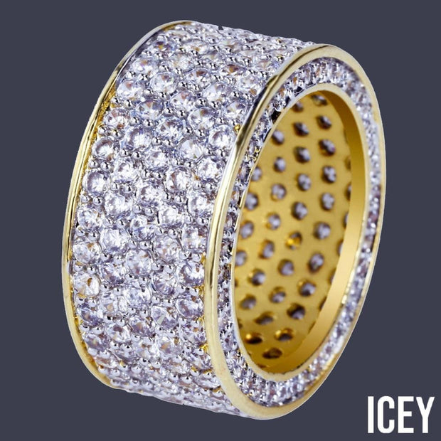 Volvo Ring - ICEY Jewelry - Iced Out High Quality Afforable Jewelry