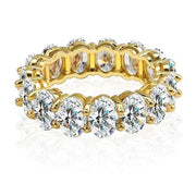 Iced Out 1 Row Ring - ICEY Jewelry - Iced Out High Quality Afforable Jewelry