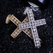 Iced Out Cross Pendant - ICEY Jewelry - Iced Out High Quality Afforable Jewelry