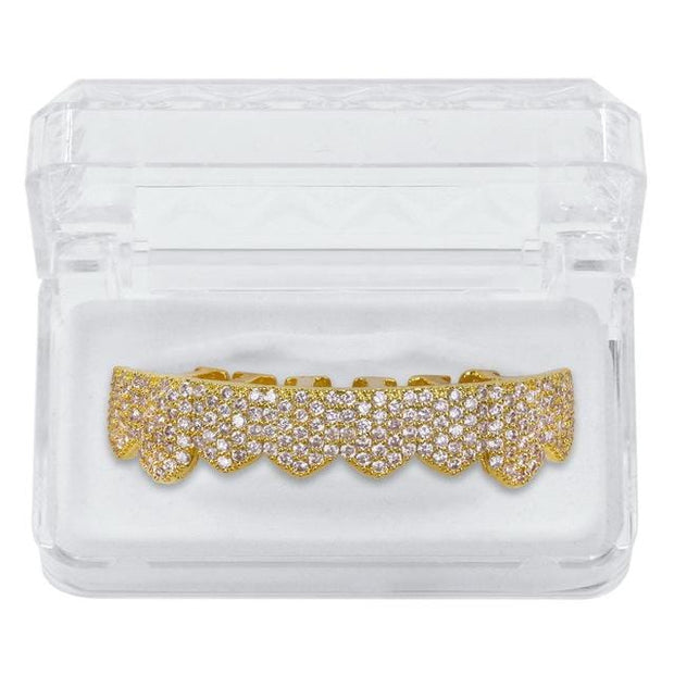 Iced Out Hip Grillz - ICEY Jewelry - Iced Out High Quality Afforable Jewelry