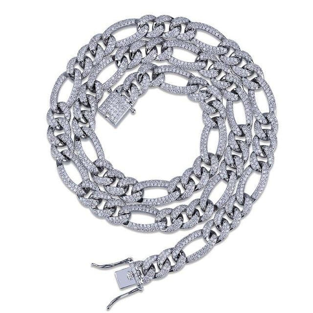 Curb Cuban Link Chain - ICEY Jewelry - Iced Out High Quality Afforable Jewelry