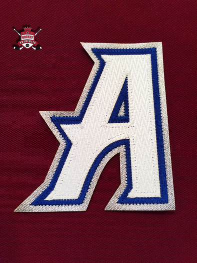 Image result for colorado avalanche alternate captain patch
