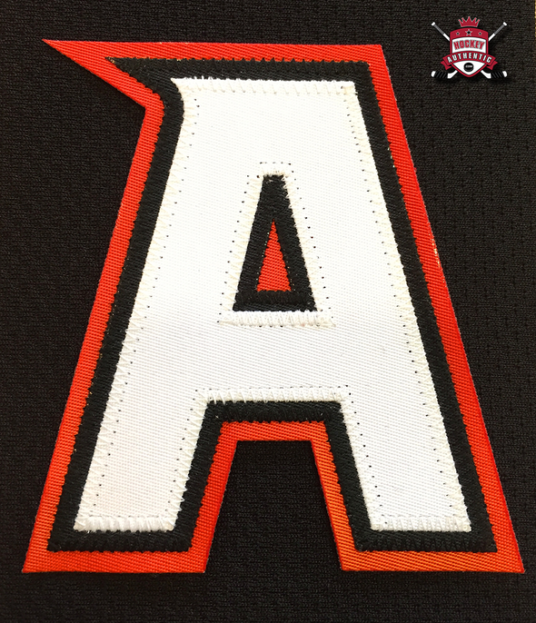 "ALTERNATE ""A"" OFFICIAL PATCH FOR ANAHEIM DUCKS HOME 2014-PRESENT JERSEY - Hockey Authentic"