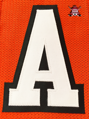 "ALTERNATE ""A"" OFFICIAL PATCH FOR PHILADELPHIA FLYERS ORANGE JERSEY - Hockey Authentic"