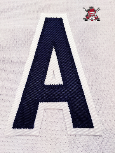 "ALTERNATE ""A"" OFFICIAL PATCH FOR WASHINGTON CAPITALS AWAY 2007-PRESENT JERSEY - Hockey Authentic"