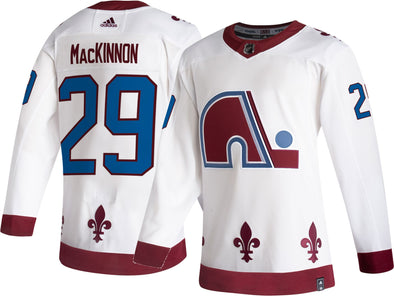 ANY NAME AND NUMBER COLORADO AVALANCHE REVERSE RETRO AUTHENTIC PRO ADIDAS NHL JERSEY