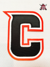 "CAPTAIN ""C"" OFFICIAL PATCH FOR ANAHEIM DUCKS AWAY 2014-PRESENT JERSEY - Hockey Authentic"
