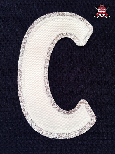 "CAPTAIN ""C"" OFFICIAL PATCH FOR LOS ANGELES KINGS HOME 2008-PRESENT JERSEY - Hockey Authentic"