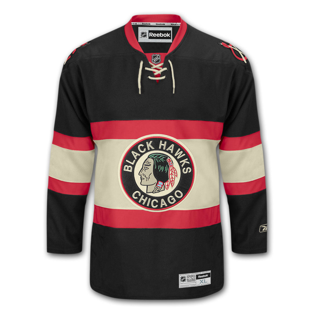 709249a36d2 ... premier road jersey small d2d31 671bd; clearance alternate a official  patch for chicago blackhawks alt 2009 11 jersey b1c2d 14902
