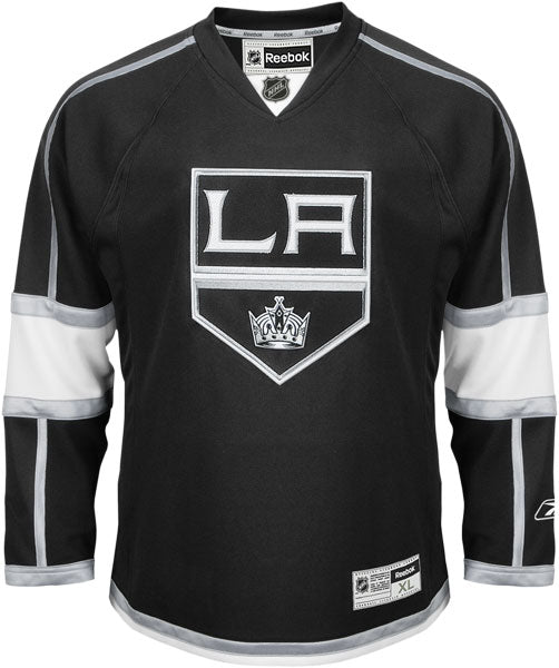 "ALTERNATE ""A"" OFFICIAL PATCH FOR LOS ANGELES KINGS HOME 2008-PRESENT JERSEY - Hockey Authentic"