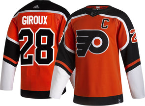 ANY NAME AND NUMBER PHILADELPHIA FLYERS REVERSE RETRO AUTHENTIC PRO ADIDAS NHL JERSEY