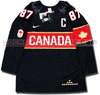SIDNEY CROSBY TEAM CANADA NIKE 2014 SOCHI OLYMPICS BLACK JERSEY - Hockey Authentic