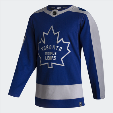 ANY NAME AND NUMBER TORONTO MAPLE LEAFS REVERSE RETRO AUTHENTIC PRO ADIDAS NHL JERSEY