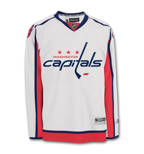 "CAPTAIN ""C"" OFFICIAL PATCH FOR WASHINGTON CAPITALS AWAY 2007-PRESENT JERSEY - Hockey Authentic"