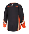 ANAHEIM DUCKS HOME BLACK AUTHENTIC PRO ADIDAS NHL JERSEY - Hockey Authentic