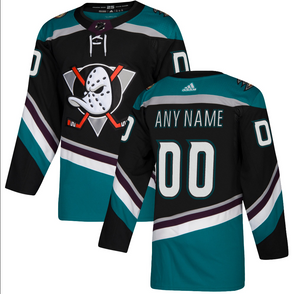 3b900cf9e ANY NAME AND NUMBER ANAHEIM DUCKS THIRD ALTERNATE AUTHENTIC PRO ADIDAS NHL  JERSEY - Hockey Authentic