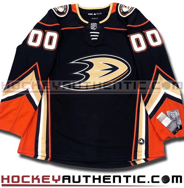 ANY NAME AND NUMBER ANAHEIM DUCKS AUTHENTIC PRO ADIDAS NHL JERSEY - Hockey Authentic
