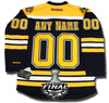 ANY NAME AND NUMBER BOSTON BRUINS 2011 STANLEY CUP FINALS PREMIER REEBOK NHL JERSEY - Hockey Authentic