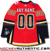 ANY NAME AND NUMBER CALGARY FLAMES AUTHENTIC PRO ADIDAS NHL JERSEY - Hockey Authentic