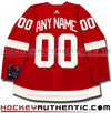 ANY NAME AND NUMBER DETROIT RED WINGS AUTHENTIC PRO ADIDAS NHL JERSEY (2018-19 ROSTER) - Hockey Authentic