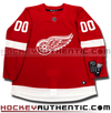 ANY NAME AND NUMBER DETROIT RED WINGS AUTHENTIC PRO ADIDAS NHL JERSEY - Hockey Authentic