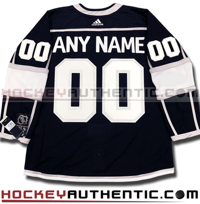 ANY NAME AND NUMBER LOS ANGELES KINGS AUTHENTIC PRO ADIDAS NHL JERSEY (2018-19 ROSTER) - Hockey Authentic