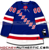 ANY NAME AND NUMBER NEW YORK RANGERS AUTHENTIC PRO ADIDAS NHL JERSEY (2018-19 ROSTER) - Hockey Authentic