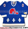 ANY NAME AND NUMBER QUEBEC NORDIQUES CCM VINTAGE REPLICA NHL JERSEY - Hockey Authentic