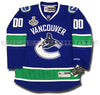 ANY NAME AND NUMBER VANCOUVER CANUCKS 2011 STANLEY CUP FINALS PREMIER REEBOK NHL JERSEY - Hockey Authentic