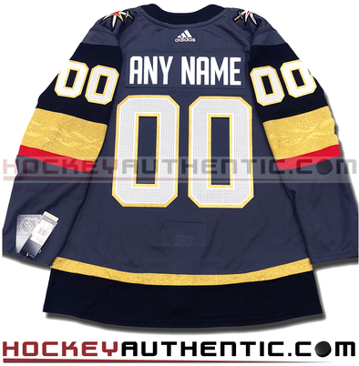 ANY NAME AND NUMBER VEGAS GOLDEN KNIGHTS AUTHENTIC PRO ADIDAS NHL JERSEY  (2018-19 a290ee3a1