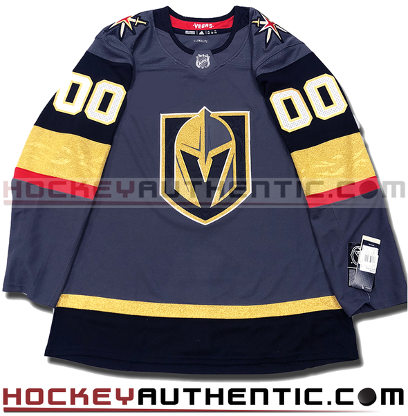 ANY NAME AND NUMBER VEGAS GOLDEN KNIGHTS AUTHENTIC PRO ADIDAS NHL JERSEY (2018-19 ROSTER) - Hockey Authentic
