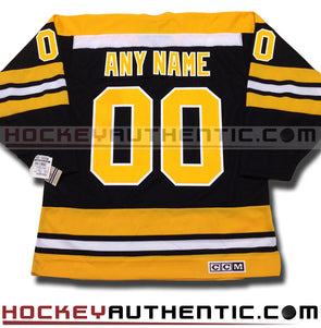 Any Name and Number Boston Bruins 1970 CCM vintage jersey - Hockeyauthentic.com  - 1