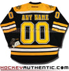 Any Name and Number Boston Bruins home Reebok jersey - Hockeyauthentic.com  - 1