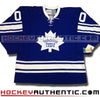 ANY NAME AND NUMBER TORONTO MAPLE LEAFS CCM VINTAGE 1967 REPLICA NHL JERSEY - Hockey Authentic