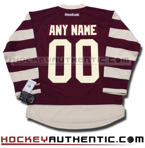 Any Name and Number Vancouver Millionaires Reebok jersey - Hockeyauthentic.com  - 1